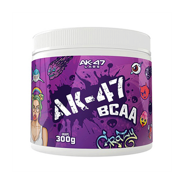 AK-47 Labs BCAA 300g / Blue Raspberry