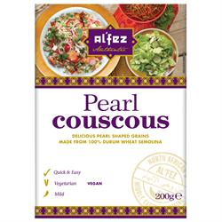 Pearl Couscous 200g (order in singles or 12 for trade outer)
