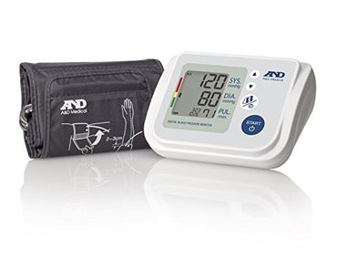 AND Blood Pressure Monitor | Auto | 60 Memory | 4 User