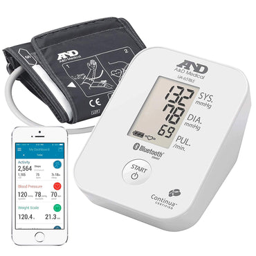 AND Blood Pressure Monitor | Bluetooth | 22-32cm