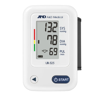 AND Auto Wrist Blood Pressure Monitor | 60 Read | IHB