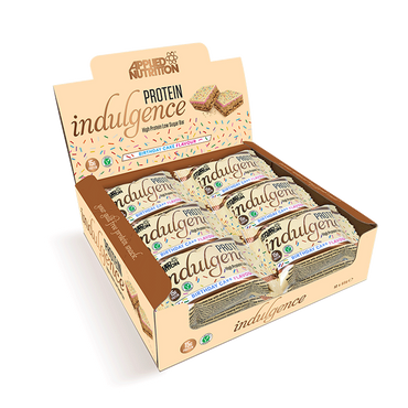 Applied Nutrition Protein Indulgence 12x50g / Birthday Cake
