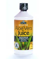 Aloe Vera Juice Max Strength 1ltr