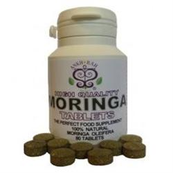 Moringa 500mg 80 Tablets (order in singles or 15 for trade outer)