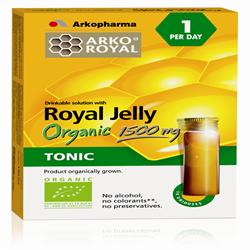 Organic Royal Jelly 10 Vials