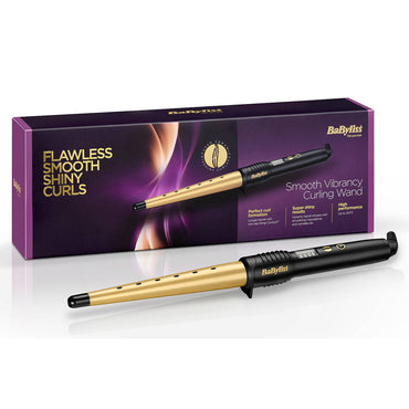 BABYLISS Curling Wand | Smooth Vibrancy | 13-25mm | X Long