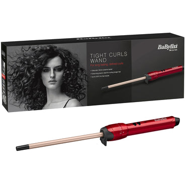 BABYLISS Curling Tong | Tight Curls | 10mm 210* | Long