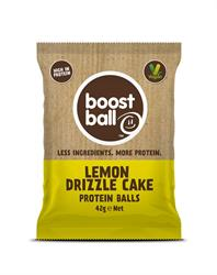 Lemon Drizzle Cake Protein Ball (order in multiples of 6 or 12 for trade outer)