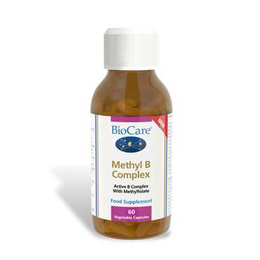 BioCare Methyl B Complex, 60 Caps