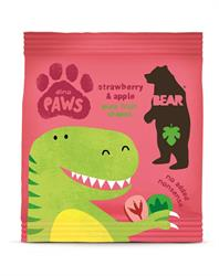 Dino Paws (Strawberry & Apple) 20g (order 18 for retail outer)