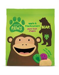 Jungle Paws (Apple & Blackcurrant) 20g (order 18 for retail outer)