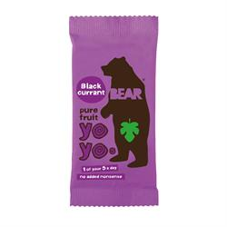 BEAR Blackcurrant Yoyo 20g (order 18 for retail outer)