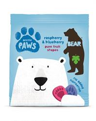 Arctic Paws (Raspberry & Blueberry) 20g (order 18 for retail outer)