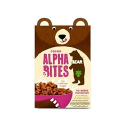 BEAR Alphabites Cocoa 350g (order in singles or 4 for retail outer)