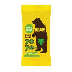 BEAR Pineapple Yoyo 20g (order 18 for retail outer)
