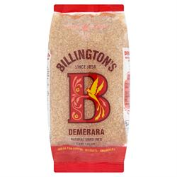 Demerara Sugar 500g (order in singles or 10 for trade outer)