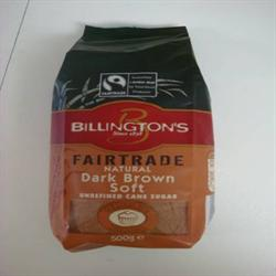 F/T Dark Brown Soft Sugar 500g (order in singles or 10 for trade outer)