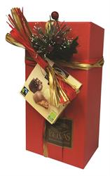 10% OFF Ballotin Choc Box Winter 200g
