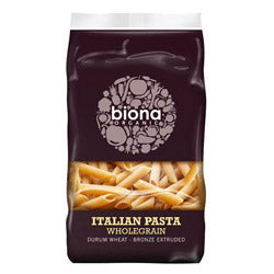 Organic Wholewheat Penne 500g (order in singles or 12 for trade outer)