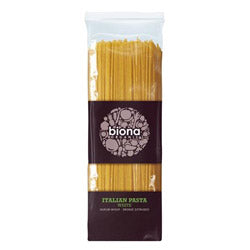 Organic Italian Pasta Spaghetti 500g (order in singles or 12 for trade outer)