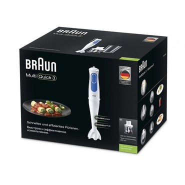 BRAUN Hand Blender | MultiQuick 3 | + 350ml Chopper |