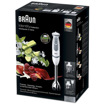 BRAUN Hand Blender | Multiquick 5 | 21Speed | 750w