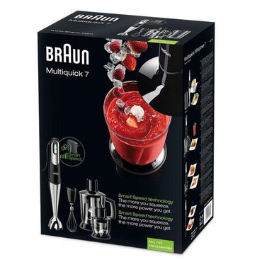 BRAUN Hand Blender | Minipimer 7 | 350ml Chopper | 750w