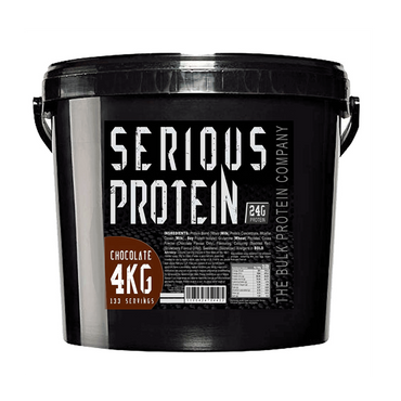 The Bulk Protein Company Serious Protein 4kg / Chocolate