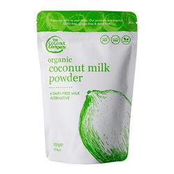 Organic Coconut Milk Powder - 250g (order in singles or 12 for trade outer)