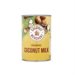 10% OFF Organic Coconut Milk 400ml