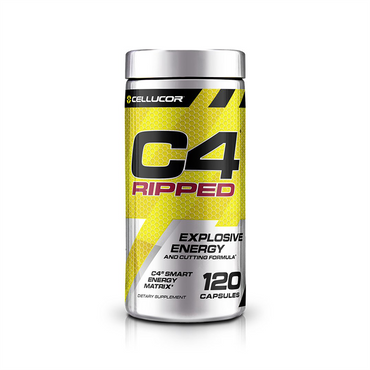 Cellucor C4 Ripped, 120 Caps