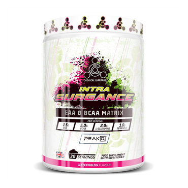 Chemical Warfare Intra-Surgance EAA/BCAA Matrix 480g / Watermelon