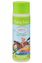 Childs Farm 3 in 1 Swim Strawberry & Organic Mint, 250ml