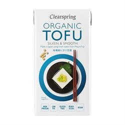 Organic Long Life Tofu 300g (order in singles or 12 for trade outer)