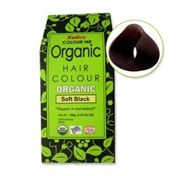 Colour Me Organic - Soft Black 100g