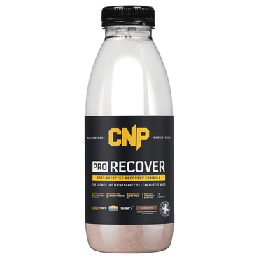 CNP Professional Pro Recover Shake N Take 24 Packs / Chocolate