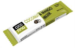 10% OFF Organic Coconut & Mango Bar 35g (order 24 for retail outer)