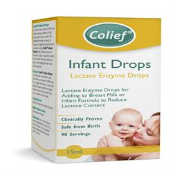 Colief Infant Drops 15ml (order in singles or 12 for trade outer)
