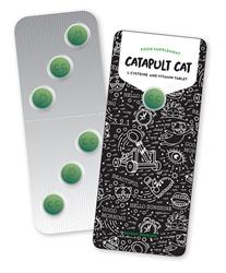 Catapult Cat - HEALTHIER ALCOHOL CONSUMPTION 6 Tablets (order in singles or 16 for retail outer)