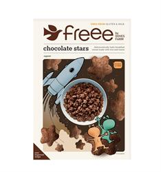 Gluten Free, Organic Chocolate Stars 300g (order in singles or 5 for trade outer)