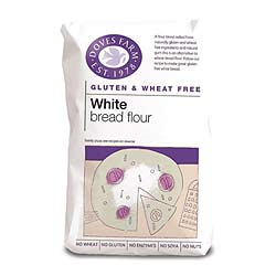 Gluten Free White Bread Flour 1kg (order 5 for trade outer)