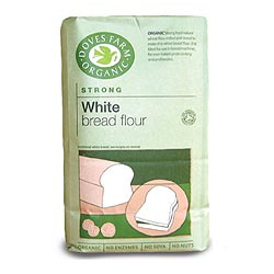 Organic Strong White Bread Flour 1500g (order 5 for trade outer)