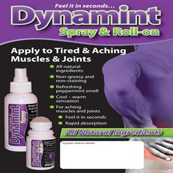 20% OFF Dynamint Spray 120ml