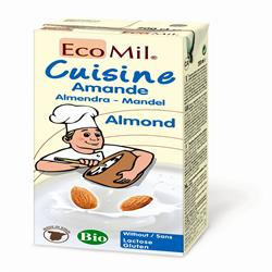 Ecomil Almond Cuisine 200ml (order in singles or 24 for trade outer)