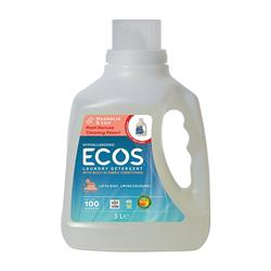 ECOS Laundry Liquid Magnolia & Lily 100 washes (order in singles or 4 for trade outer)