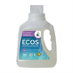 ECOS Laundry Detergent Lavender 100 wash (order in singles or 4 for trade outer)