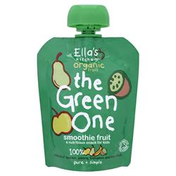 Smoothie Fruit - The Green One 90g (order in singles or 12 for trade outer)
