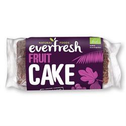 Organic Fruit Cake 400g (order in singles or 8 for trade outer)