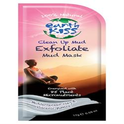 40% OFF Clean Up, Exfoliate Mud face Mask, 20g, (order 12 for retail outer)