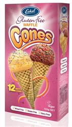 20% OFF Eskal Gluten Free Waffle Cones for Ice Cream
